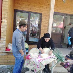 Market in Transylvania
